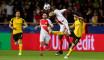 Ligue des champions (1/4 de finale) : Monaco 3 – Dortmund 1