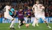 Ligue des Champions (1/4 de finale retour): FC Barcelone 3 - Man United 0
