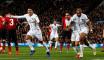 Ligue des Champions (1/8 de finale aller) Man United 0 - PSG 2