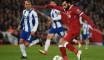 Ligue des champions (1/8 de finale): Liverpool 0 - FC Porto 0