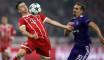 Ligue des champions (1ère journée): Bayern Munich 3 – Anderlecht 0