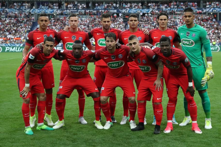 Photo : Coupe de France (Finale) : Angers 0 - PSG 1