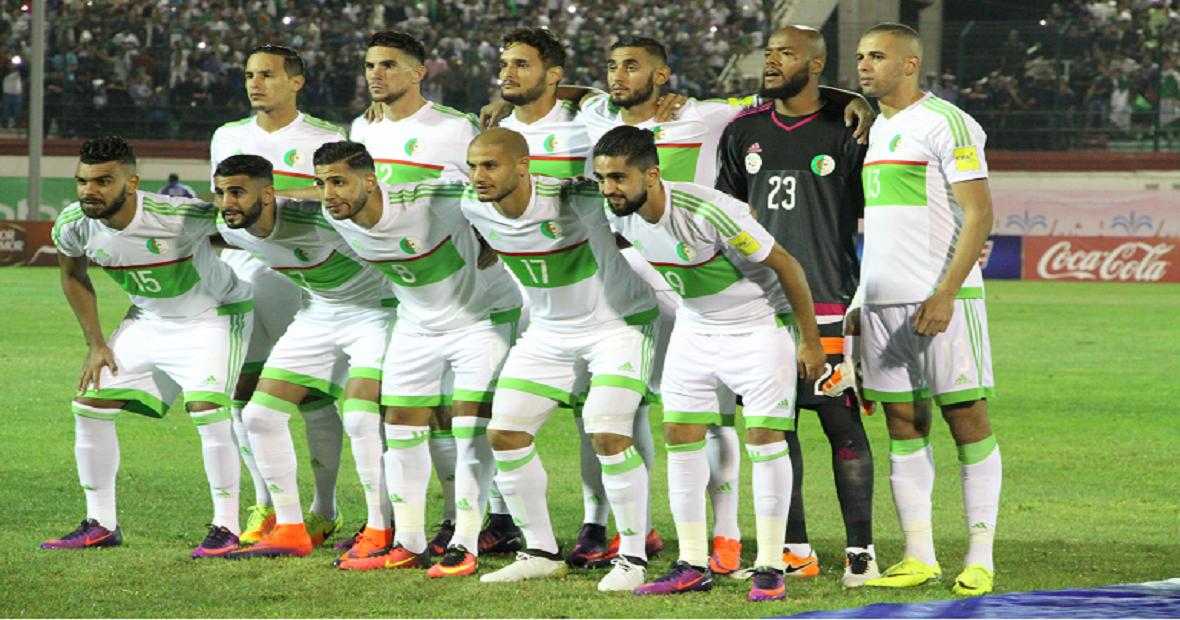 Photo eliminatoires coupe du monde 2018 alg rie 1 - Algerie allemagne coupe du monde 2014 ...