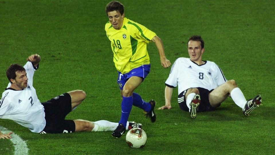 Photo finale mondial 2002 allemagne 0 2 br sil - Bresil coupe du monde 2002 ...