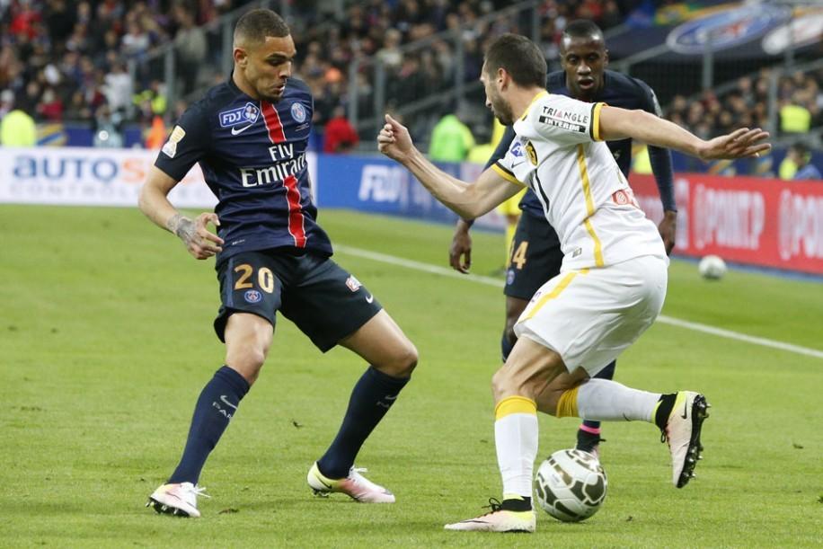 Photo france coupe de la ligue finale psg 2 lille 1 - Finale coupe de la ligue 2014 ...