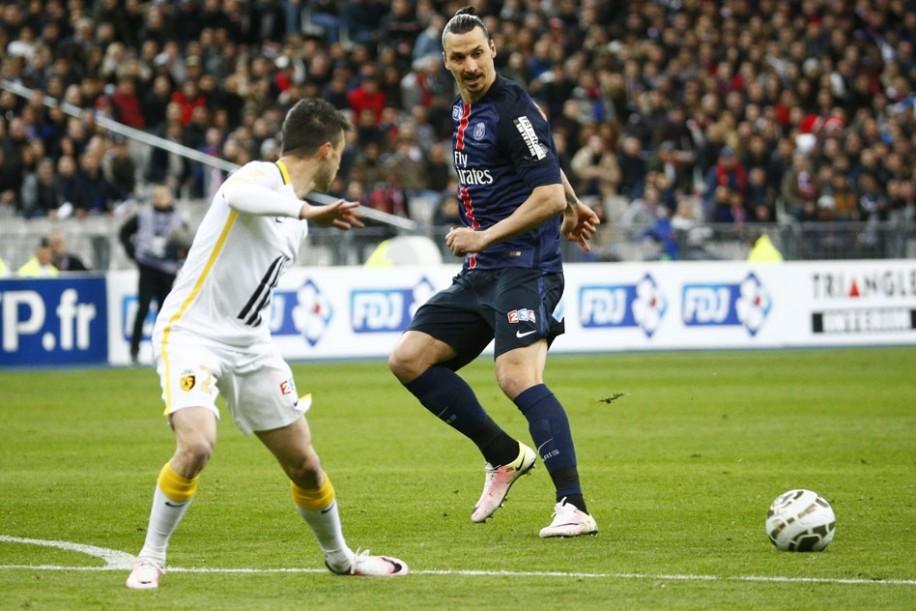 Photo france coupe de la ligue finale psg 2 lille 1 - Final de la coupe de la ligue ...