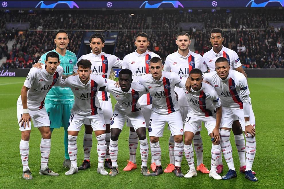 Photo : Ligue des champions (4ème journée): PSG 1 - Club Bruges 0