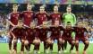 Photos de la première mi-temps du  match Algérie – Russie