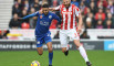 Premier League (11ème journée): Stoke City 2 - Leicester City 2
