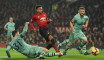 Premier League (15ème journée): Manchester United 2 - Arsenal 2