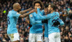 Premier League (17ème journée): Manchester City 3 - Everton 1