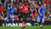 Premier League (1ère journée): Manchester United 2 - Leicester City 1