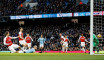 Premier League (25ème journée): Manchester City 3 - Arsenal 1
