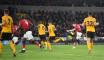 Premier League (33ème journée): Wolverhampton 2 - Manchester United 1