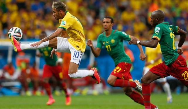 Vid o mondial 2014 cameroun br sil tous les buts - Tous les buts coupe du monde 1998 ...