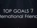 Les 7 meilleurs buts de la semaine