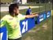 Brésil: Quand Neymar s'amuse à l'entraînement